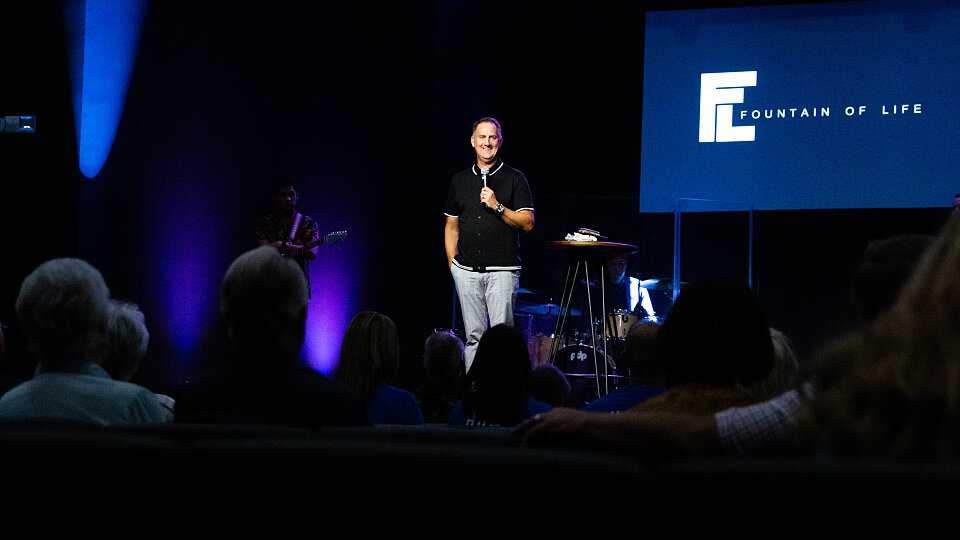 Special Guest: Doug Eccles (Three Baptisms)